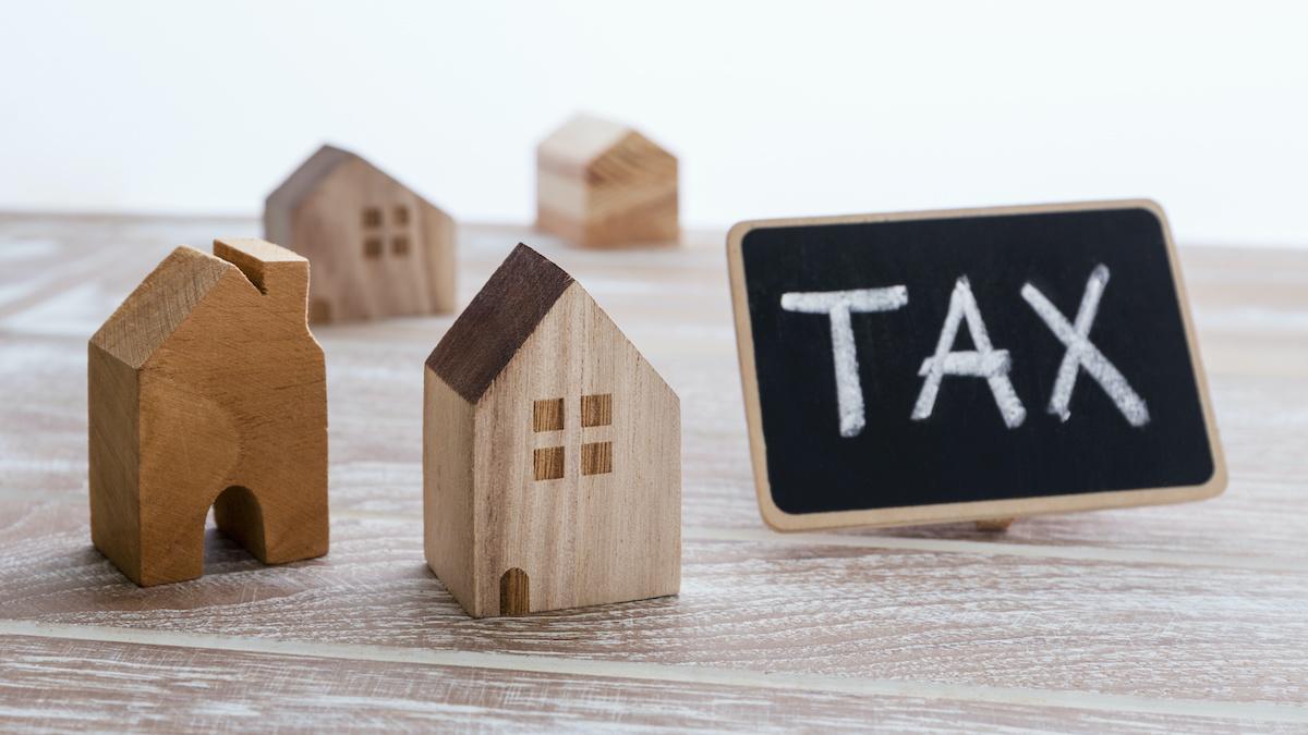 Podatek zakup domu